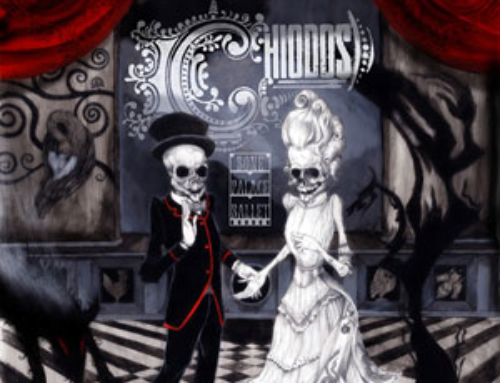 Chiodos – Bone Palace Ballet