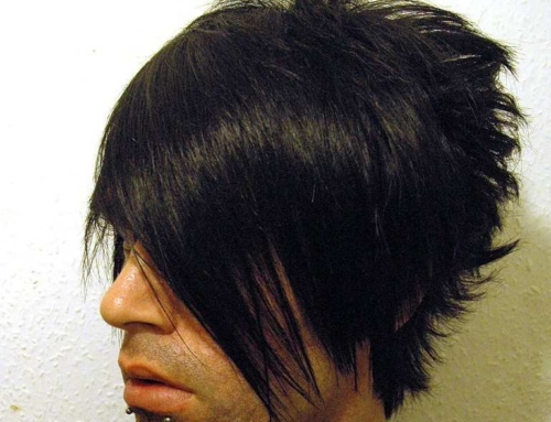 Emo-Boy Hairstyle